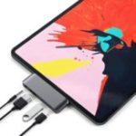 Оригинал Bakeey Type-C Адаптер USB C Hub с зарядкой Type-C PD / USB 3.0 порт / 3,5 мм аудиоразъем / 4H 30 Гц HD Дисплей для планшета Type-C для смартфона iPad Pro 2018 Samsung Galaxy S10 Huawei P30 P