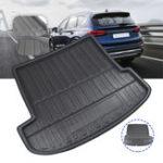 Оригинал Водонепроницаемый против царапин химически стойкие Авто задний багажник коврик для Hyundai Санта-Фе 2019