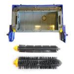 Оригинал Main Brush Frame Module Box Vacuum Cleaner Part For iRobot 600 700 Series