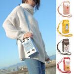 Оригинал Женщины Творческий Напиток Бутылка Styling Wallet Маленький Рюкзак Молоко Slanting Мобильный Телефон Сумка Для Мобильного Телефона