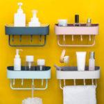 Оригинал Multifunctional Free-Perforated Wall Hanging Storage Baskets