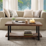 Оригинал Solid Wood Chaska Coffee Wooden Table Linving Room Furniture