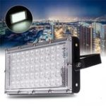 Оригинал 50W LED Flood Light Waterproof Outdoor Garden Landscape Football Field Lamp AC220V