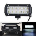 Оригинал  6D LED 36W 6000K Рабочий световой прожектор Лодка Грузовик Offroad 4WD Внедорожник Белый Лампа IP67