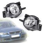Оригинал Крышка противотуманных фар слева, справа Противотуманные фары Чехол Emark для BMW 3 SERIES E90 E91 Sedan & Wagon 2005-2008