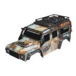 Оригинал HB RC Авто Корпус для ZP1001 1/10 RC Транспортные средства Игрушки запасные части