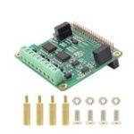 Оригинал Плата расширения RS485 & CAN Shield для Raspberry Pi 4 Model B / 3B + / 3B / 2B / Zero / Zero W