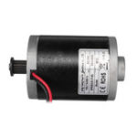 Оригинал DC 24V 100W Permanent Magnet Electric Brushed Motor Generator DIY Scooter Parts