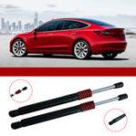 Оригинал Коррозионностойкие автоматические молдинги для хвостовой опоры багажника лифта багажника для Tesla Model 3