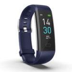 Оригинал Bakeey S5 24 ч Сердце Оценить Монитор Режимы мультиспорта IP68 Водонепроницаемы Фитнес Трекер Smart Watch