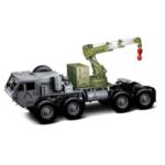 Оригинал              HG P802 1/12 Модернизированный кран подъемного рычага в сборе для RC Авто Военный Тягач 8 * 8 DIY Запасные части