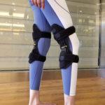 Оригинал              Усилитель защиты приседаний для старой холодной ноги