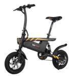 Оригинал              [EU Direct] Ziyoujiguang T18S 7.8AH 36 В 250 Вт Складной электрический велосипед 12 дюймов 25 км / ч Максимальная скорость 30-35 км Пробег Интеллектуальная систем