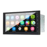 Оригинал              iMars 7 дюймов 2 Din для Android 8.0 Авто MP5-плеер 2.5D с сенсорным экраном Stereo Радио GPS Wi-Fi Bluetooth FM Поддержка Задняя камера