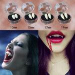 Оригинал              Хэллоуин косплей вампир клык