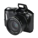 Оригинал              KOMERY CDR6 24MP 20X Zoom 720P HD 3.5 дюймов Экран F3.2-6.5 Объектив Беззеркальный цифровой камера Ночная версия
