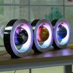 Оригинал              LED Электронный Магнитный Плавающий Глобус Левитация Декор Планета Земля Карта Подарок