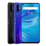 Оригинал              UMIDIGI F2 Global Bands 6,53 дюйма FHD + Android 10 NFC 5150 мАч 48 МП Quad Задние камеры 6 ГБ 128 ГБ Helio P70 Octa Core 4G Смартфон