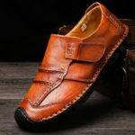 Оригинал              Menico Spicing Leather Нескользящая Soft Подошва Бизнес Оксфорды