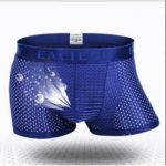 Оригинал              Мужские модальные боксерские дышащие сплошные легкие шорты Эластичное спортивное нижнее белье