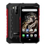 Оригинал              Ulefone Armor X5 5,5 дюймов NFC IP68 IP69K Водонепроницаемы 3 ГБ 32GB 5000 мАч MT6763 Octa core 4G Смартфон