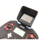 Оригинал              URUAV PLA Кронштейн для солнцезащитного экрана и ТПУ для Eachine RD200 FPV Крепление для часов Frsky Taranis QX7 X9d & X9d Pro Дистанционное Управление