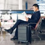 Оригинал              90FUN 20-дюймовый бизнес Чемодан TSA Замок 36L Travel Багаж Чехол от Xiaomi youpin