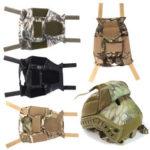 Оригинал               Fast Helmet Cover Hood На открытом воздухе Тактический Боевой Страйкбол Пейнтбольный Шлем Аксессуары