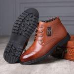 Оригинал              Брог-резьба для шитья Повседневная одежда Soft Кожа Ботинки