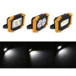 Оригинал              30W COB аккумуляторная портативная прожекторная лампа C Power Bank Кемпинг Work Light