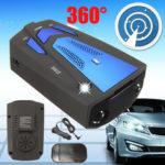 Оригинал              360 ° Авто камера Синий V7 Испытательная система Cobra 16 Стандарты 360 ° Лазер Радар-детектор Голосовые оповещения