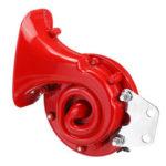 Оригинал              12 В 250 дБ Металл Электрический Булл Хорн Супер Громкий Бешеный Звук Универсальный Для Авто мотоцикл