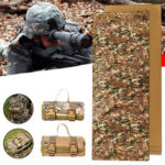 Оригинал              Открытый тактический коврик Легкий Roll Up Molle нескользящие коврики для съемки Коврик для пикника