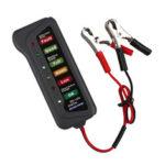 Оригинал              BATTERY FRIEND 12V 24V Авто Батарея Тестер Цифровой детектор генератора Mate Авто Диагностический штекер прикуривателя Инструмент с 6 LED индикатором