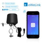 Оригинал              EWelink Smart WiFi Switch Водяной клапан Контроллер Системы домашней автоматизации Газовый водяной регулирующий клапан Работа с Alexa Google