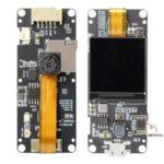 Оригинал              T-камераLILYGO®TTGOPlusРасширениелинии MPU6050 Нормальная версия ESP32-DOWDQ6 8 МБ SPRAM OV2640 Модуль камеры 1.3 дюймов Дисплей С платой Wi-Fi Bluetooth