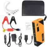 Оригинал              JX31 Дисплей 98600 мАч 12 В Авто Jump Starter Портативный USB-банк аварийного питания Батарея Booster Зажим 1000A Порт постоянного тока Желтый