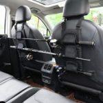 Оригинал              2 X Авто Автоrier Рыбалка Подставка для штанги для заднего сиденья автомобиля 3-х опорная стойка Набор