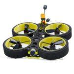 Оригинал              iFlight BumbleBee 142mm 3 дюймов 4S HD CineWhoop FPV Racing Дрон BNF C DJI FPV Воздушная единица 720p 120fps F4 FC 40A ESC