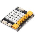 Оригинал              URUAV Blacklight B4 XT30 XT60 2-4S Lipo Батарея Штекерная плата параллельного зарядного устройства для зубочистки Whoop 65-140mm Racing Дрон