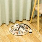 Оригинал              220V электрическая грелка для домашних животных щенок с подогревом мат одеяло Собака Кот дракончик кровать коврик