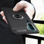 Оригинал              Bakeey 360º Вращающийся держатель магнитного кольца Soft ТПУ Противоударный Защитный Чехол для Xiaomi Mi Note 10 / Xiaomi Mi Note 10 Pro / Xiaomi Mi CC9 Pro