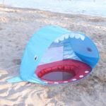 Оригинал              Детские Бассейн Пляжный Дети играют Водонепроницаемы ВС UV Кемпинг Тент Укрытие для палатки