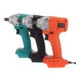 Оригинал              630NM High Torque Impact Гаечный ключ Бесколлекторный Cordless Electric Гаечный ключ Замена для Makita Батарея