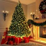 Оригинал              2,1 м / 7FT Рождественская елка Искусственная сосна Рождественская елка Праздничная вечеринка Украсить Зеленое дерево DIY Рождественская елка