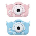 Оригинал              X5S 2000 Вт HD 1080P Двойной Объектив Цифровой ребенок Дети камера Видеокамера Видеокамера