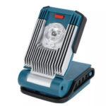 Оригинал              Конструкция LED Рабочая Лампа Light For DeWalt Makita Milwaukee Bosch 18V 20V Li-ion Батарея Набор Набор