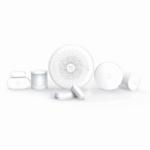 Оригинал              [Global Version] Оригинал Xiaomi 6 В 1 Умный дом Система охранной сигнализации Набор Gateway Door & Window Датчик PIR Беспроводной коммутатор