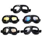 Оригинал              Ветрозащитный Винтаж защитные очки шлема мотоцикл скутер ATV езда на велосипеде езда очки Очки