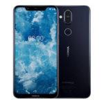 Оригинал              Nokia 8.1 Global Version 6,18-дюймовый FHD + Pure Дисплей NFC Android 10 3500 мАч 20 Мп Фронтальная сторона камера 6 ГБ RAM 128 ГБ ПЗУ Snapdragon 710 Octa Core 4G Смартфон